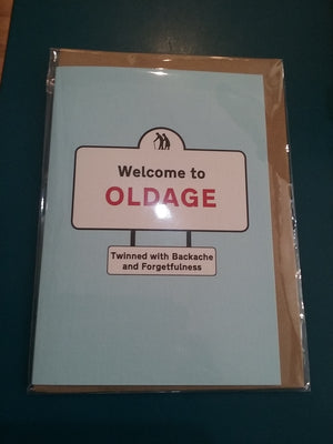 Welcome to oldage card