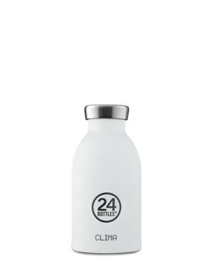24 Bottles Clima 330ml - Ice White