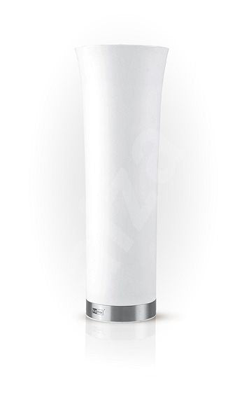 Milano Electronic Pepper Mill - White