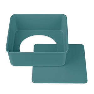 New Jamie Oliver Non-Stick Square Loose Bottom 20cm/8inch