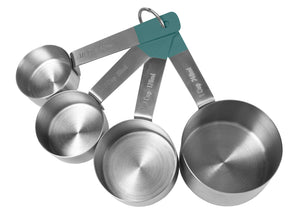 Jamie Oliver Set of 4 Measuring Cups