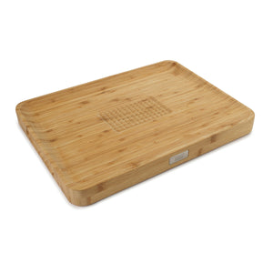 Joseph Joseph - Cut & Carve Bamboo Chopping Board