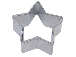 Mini Star Cookie Cutter (Tin-Plated)