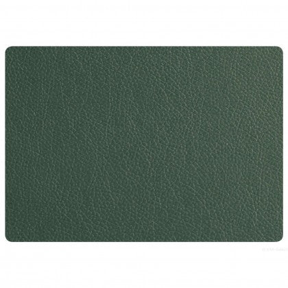 ASA - PLACEMAT LEATHER OPTIC - KALE