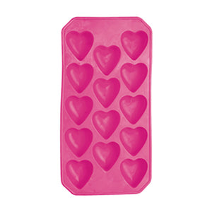 BarCraft - Flexible Heart Shape Ice Cube Tray