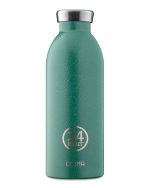 24 Bottles - 500ml Clima Water Bottle - Moss Green