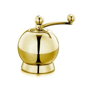 Nick Munro - Sphere Gold Plate Pepper Mill - Smalll