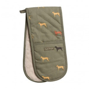 Sophie Allport - Fab Labs Double Oven Glove