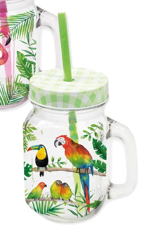 PPD - Tropical Bird Tumbler