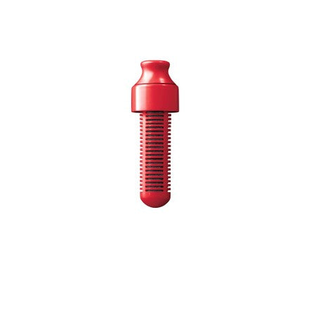 Bobble - Replacement Water Bottle Filter - Red