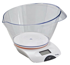 Terraillon Digital Scale with 2 Litre Bowl