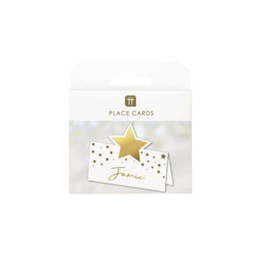 Talking Tables - Stars gold Placecards