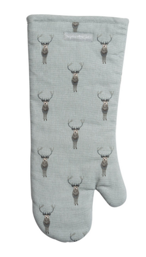 Sophie Allport - Highland Stag Kitchen Gauntlet