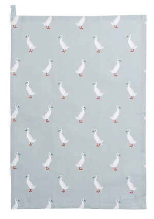 Tea Towel - Runner Duck