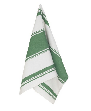 Dish Towel Symmetry Green