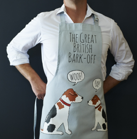 Apron - Jack Russell The Great Bark-Off