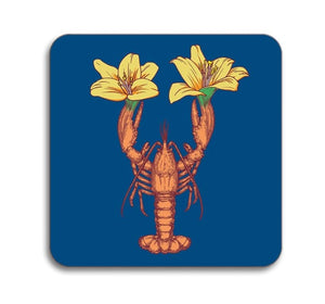 Avenida Home - Lobster - Coaster