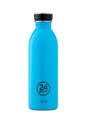 24 Bottles - 500ml Bottle - Lagoon Blue