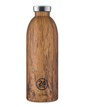 24 Bottles Clima 850ml - Sequoia Wood