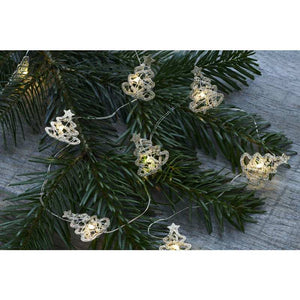 Sirius - Edith Tree Lights - Gold/Glitter