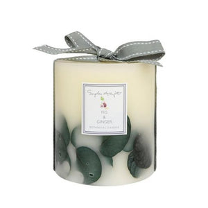 Sophie Allport - Botanical Candle - Fig & Ginger 10.5cms