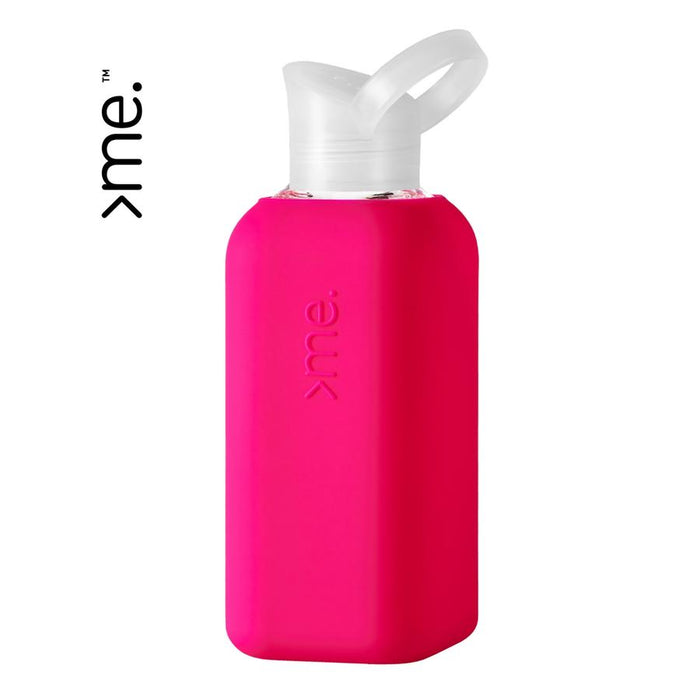 Squireme - 500ml Chromatic Water Bottle - Pink