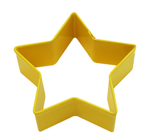 Anniversary House - Gold Star Cookie Cutters