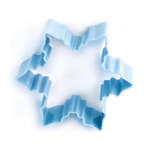 Eddingtons - Little Blue Snowflake Cutter 7.5cms
