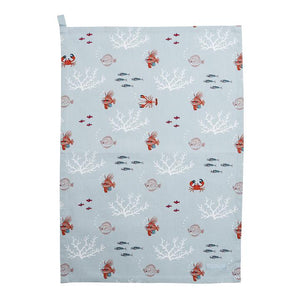 Sophie Allport - What a Catch! Tea Towel