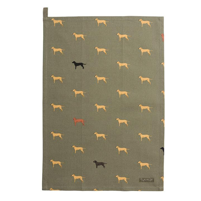 Sophie Allport - Fab Labs Tea Towel