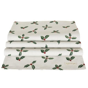 Sophie Allport - Holly & Berries Table Runner