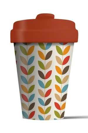 Chic Mic - Bamboo Cup - Bright Leaves