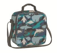 Arctic Camo Lunch Bag