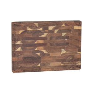Typhoon - End Grain Acacia Block 35 x 25cms