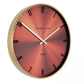 "Thomas Kent - 21"" Jewel Wall Clock - Garner"