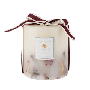 Sophie Allport - Botanical Candle - Cinnamon & Orange 10.5cm