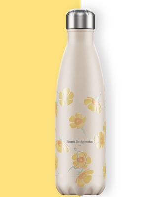 chilly's - Emma Bridgewater Buttercup Water Bottle - 500ml