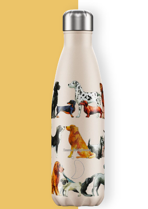 Chilly's - Emma Bridgewater Dogs Water Bottle - 500ml