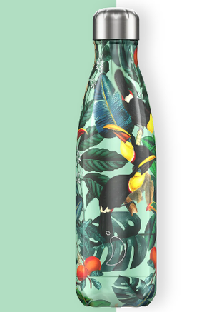 Chilly's - Tropical Toucan Water Bottle - 500ml