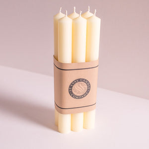St Eval Candle Co - 7/8 x 8 Dinner Candle Ivory Gift Set