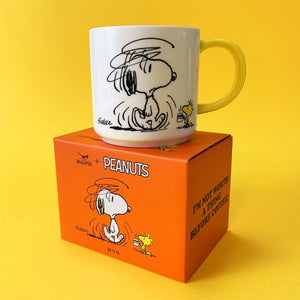 Peanuts - Bone China Mug - Coffee