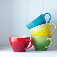 Le Creuset Stoneware Cappuccino Mug - 400ml (11 colours available)
