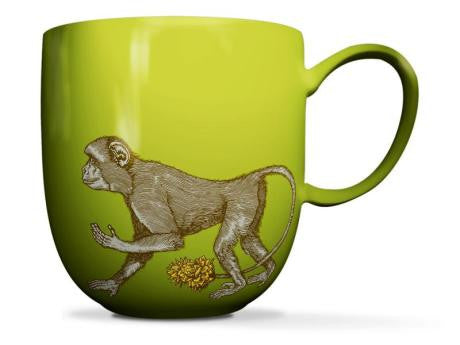 Avenida Home - Puddin' Head - Monkey Mug