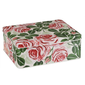 Emma Bridgewater Roses Deep Rectangular Tin