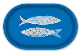 Avenida Home - Sardine Tray - birch wood