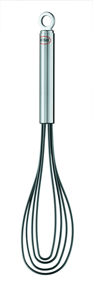 Rösle - Flat Silicone Whisk - 27cm