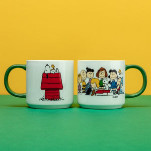 Peanuts - Bone China Mug - Gang & House
