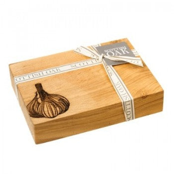 Just Slate - 19cm Garlic Chopping Board