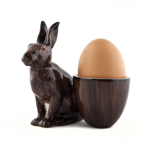 Quail - Hare with Egg Cup