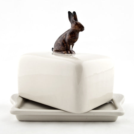 Quail - Hare Butter Dish